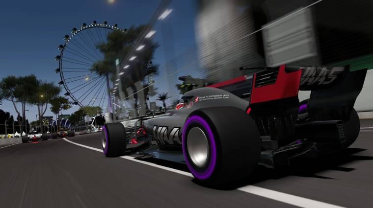 Hivatalosan is jön az F1 2018, megjelenési dátumot is kaptunk bevezetőkép