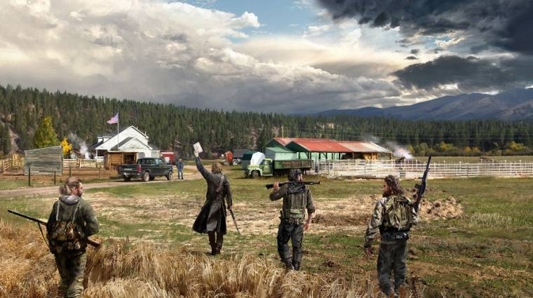 Far Cry 5 - a vidéki Amerika minden kelléke megvan az első trailerben bevezetőkép