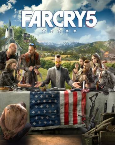 Far Cry 5 kép