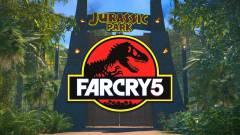 Járd be a Jurassic Parkot ezzel a Far Cry 5 moddal kép