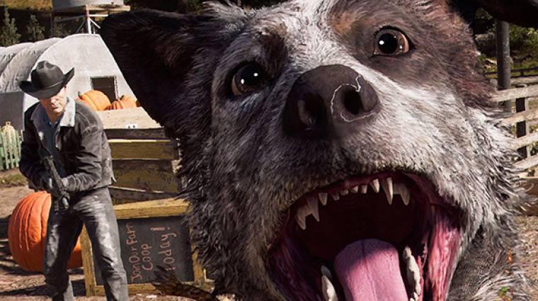 Far Cry 5 - érkezik a fotó mód bevezetőkép
