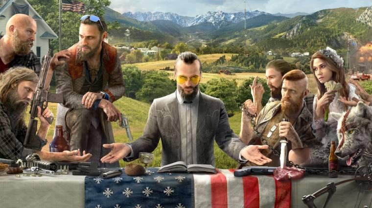 Far Cry 5 - egy fontos kérdést biztosan megválaszol az első hivatalos kép bevezetőkép