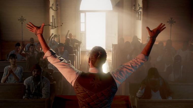 Te is Hope megyében kalandoznál? Most a tiéd lehet a Far Cry 5 egy példánya! bevezetőkép