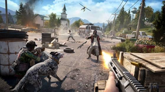 Far Cry 5 infódoboz