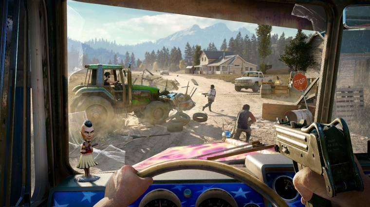 Nézz meg néhány küldetést a Far Cry 5-ből! bevezetőkép