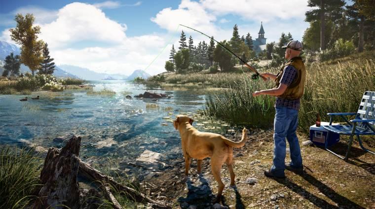 Far Cry 5 - új traillerrel büszkélkedik a Ubisoft bevezetőkép