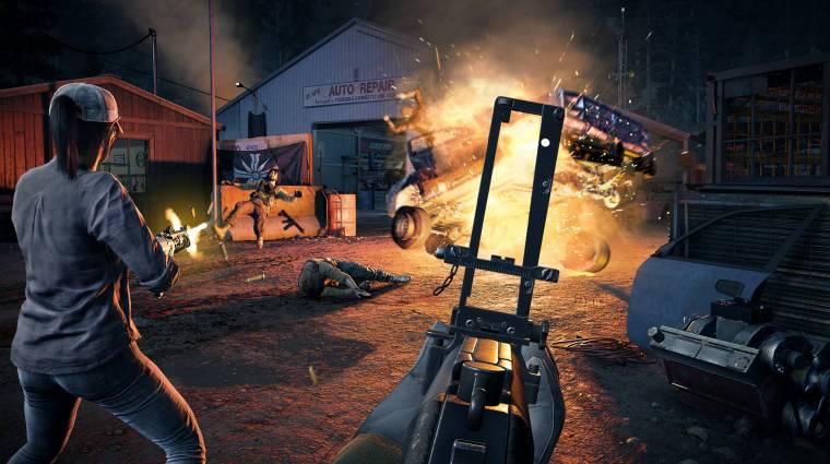 Far Cry 5 - haverokkal is részt vehetünk a kalandban bevezetőkép