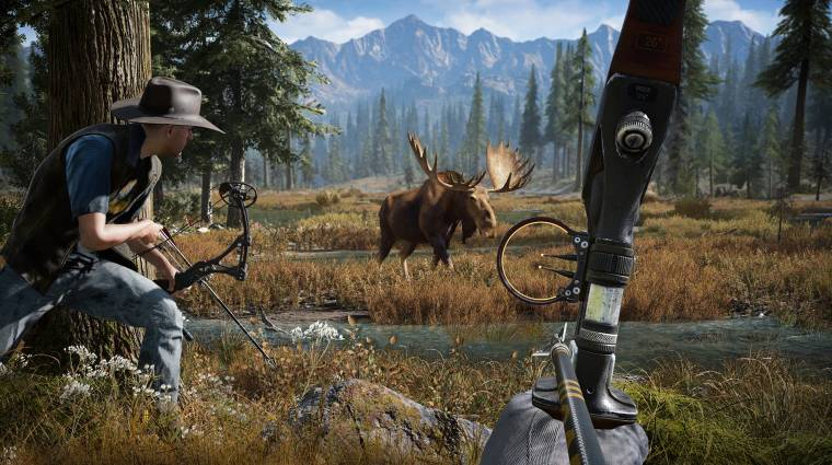 Magyar játékeladási toplista - itthon is duplázott a Far Cry 5 bevezetőkép