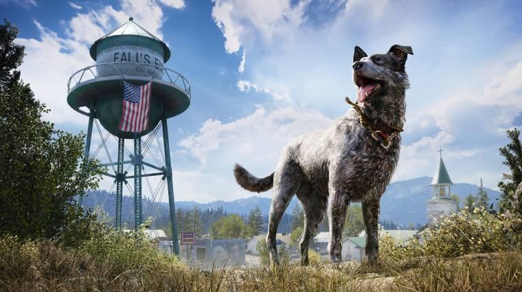 Far Cry 5 - így készült el a virtuális Montana bevezetőkép
