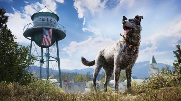 Ingyen kipróbálható lesz a Far Cry 5 bevezetőkép