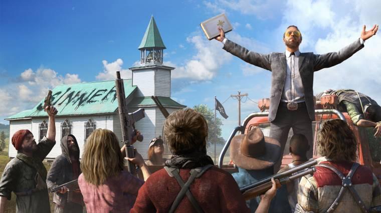 Far Cry 5 - 3 hét sem kellett, hogy feltörjék a Denuvót bevezetőkép
