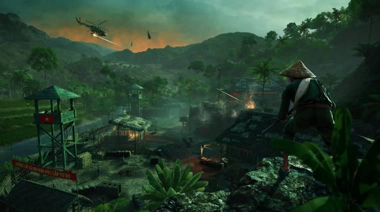 Far Cry 5: Hours of Darkness - Montana után Vietnám felé vesszük az irányt bevezetőkép
