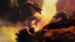 Godzilla II: A szörnyek királya - büntet a végső előzetes kép