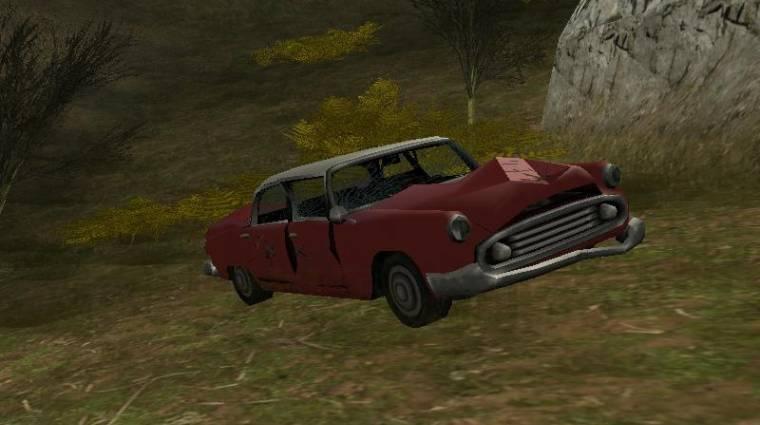 Grand Theft Auto: San Andreas - logikus magyarázata van a szellemautók rejtélyének bevezetőkép