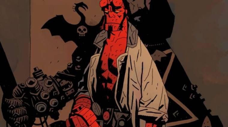 Új Hellboy film készül kép