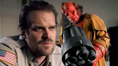 Ron Perlman szurkol az új Hellboynak