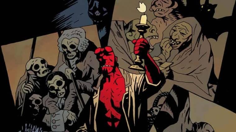 A Hellboy reboottal megvalósulhat a Pokolfajzat filmes univerzuma? kép