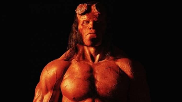 Csúszik pár hónapot a Hellboy reboot premierje bevezetőkép