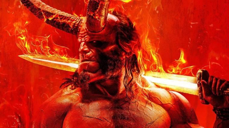 Hellboy - 18-as karikát kapott a szinkronos előzetes bevezetőkép