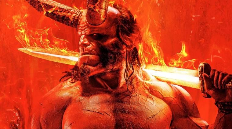 Hellboy - Kritika kép