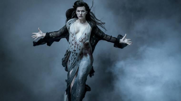 Milla Jovovich kiakadt a Hellboy negatív kritikáira kép
