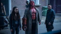 David Harbour szerint a rajongók miatt bukott óriásit az új Hellboy kép