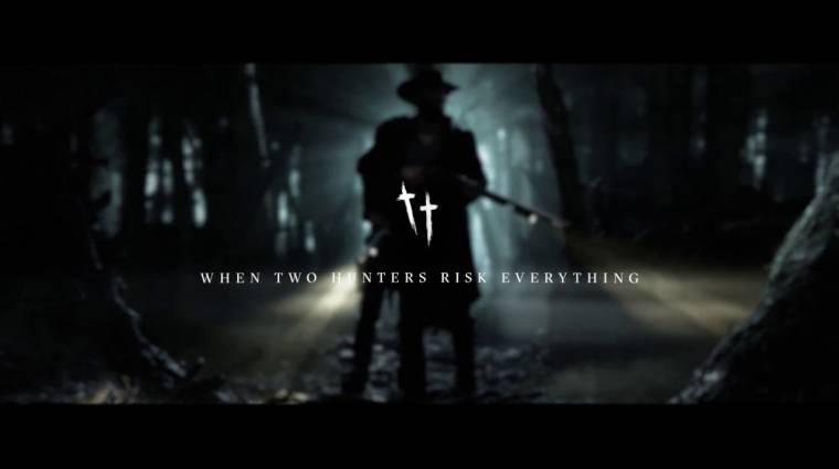 Hunt: Showdown - ütős traileren a Crytek készülő játéka bevezetőkép