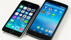 Legjobb az Android, de az iOS a legnépszerűbb kép