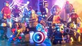 LEGO Marvel Super Heroes 2 kép
