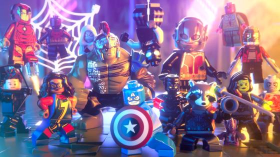 LEGO Marvel Super Heroes 2 infódoboz