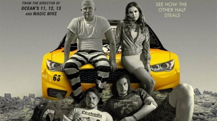 Logan Lucky - traileren az Ocean's trilógia rendezőjének újdonsága kép