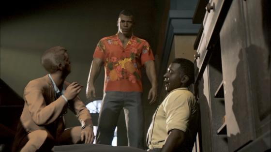 Mafia III: Stones Unturned infódoboz