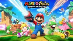 E3 2017 - tényleg jön és mókás lesz a Mario + Rabbids: Kingdom Battle kép