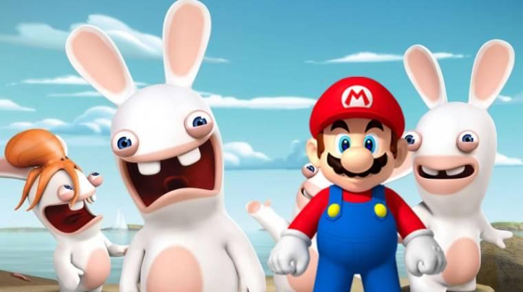 Újabb forrás szerint jön a Mario-Rabbids szerepjáték bevezetőkép