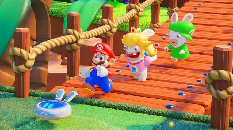 Mario + Rabbids: Kingdom Battle - több mint 2 millió példány fogyott a játékból bevezetőkép