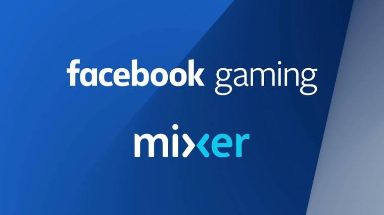 Leáll a Mixer, a Microsoft inkább a Facebook Gaminggel társul bevezetőkép
