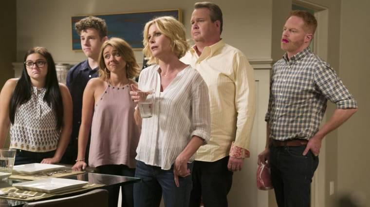 2019-ig biztosan képernyőn lesz a Modern család kép