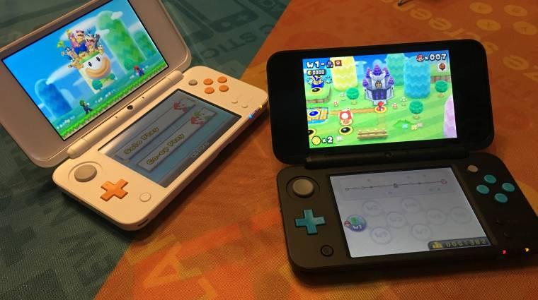 A New Nintendo 2DS XL a 3DS eddigi legjobb változata bevezetőkép