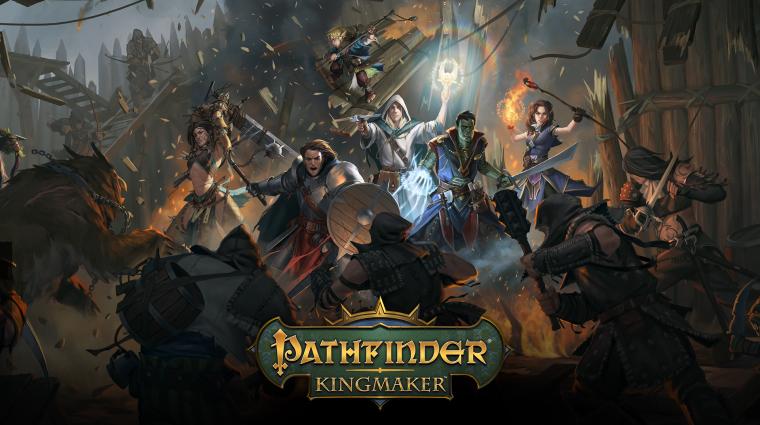 Chris Avellone vezényletével készül a Pathfinder: Kingmaker szerepjáték bevezetőkép