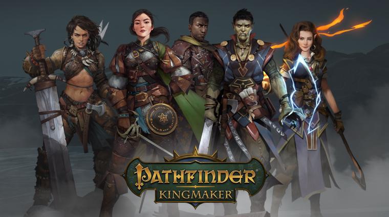 Pathfinder: Kingmaker - megjelent a Deep Silver szerepjátéka bevezetőkép