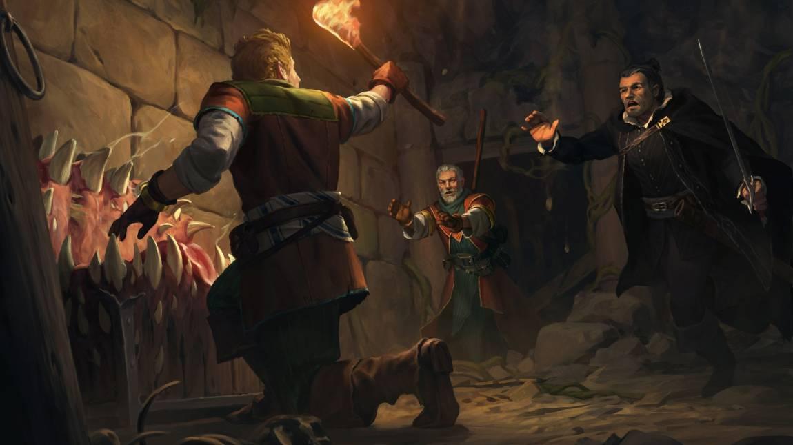 Pathfinder: Kingmaker Definitive Edition teszt - királyságom krónikája bevezetőkép