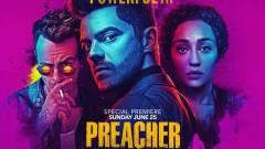 Egyedi posztereket kapott a Preacher második évadja kép
