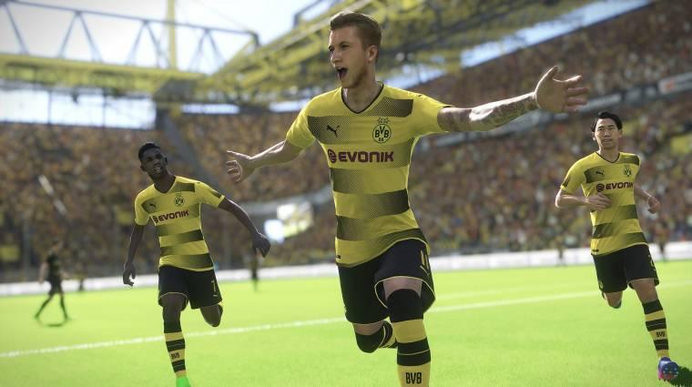 Pro Evolution Soccer 2018 - megvan, hogy mikor kapjuk meg a demót bevezetőkép