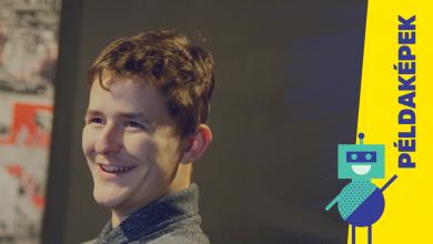 Programozótehetségek: Gergely Dániel