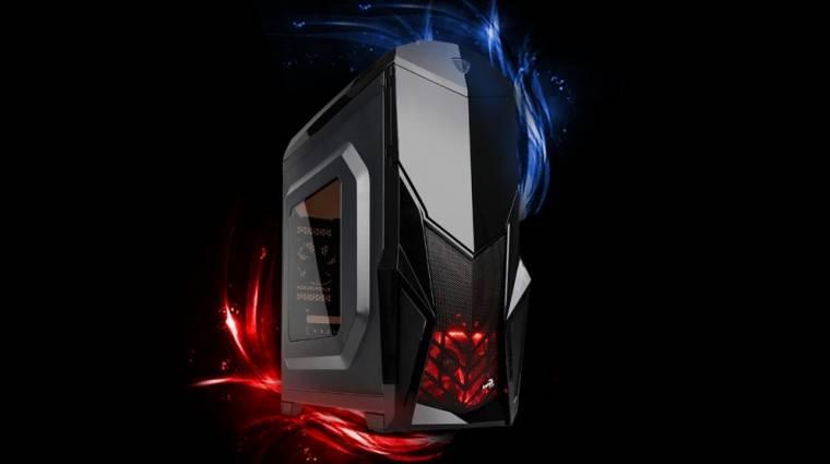 Radium Ghost GT-R Plusz PC - belevaló gamer-PC egyszerűen, stílusosan bevezetőkép