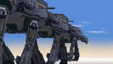Star Wars: Az Utolsó Jedik - 16 bites változatban is megnéznénk