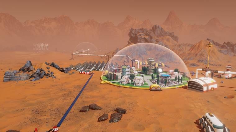 Epic Games Store - ingyenes a Surviving Mars, a következő két játék is jó lesz bevezetőkép