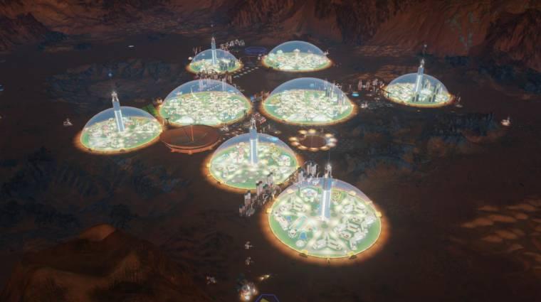 Surviving Mars - most ingyen kolonizálhatjátok a vörös bolygót bevezetőkép