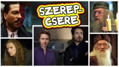 Szerepcsere - újracasting filmekben és sorozatokban kép