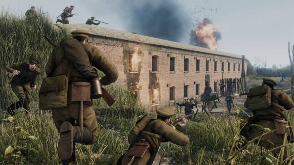 Nemsokára konzolokra is megjelenik az első világháborús FPS, a Tannenberg kép